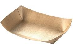 Barqueta de Cartón Kraft...