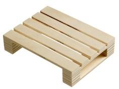 Mini palet de madera para...