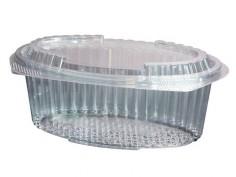 Bandeja de plástico PP 1000 ml