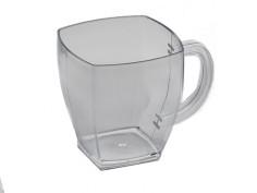 Vaso café transparente PS...