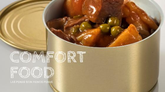 Qué es el Comfort Food?