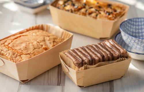Los mejores envases y bandejas para pastelerías